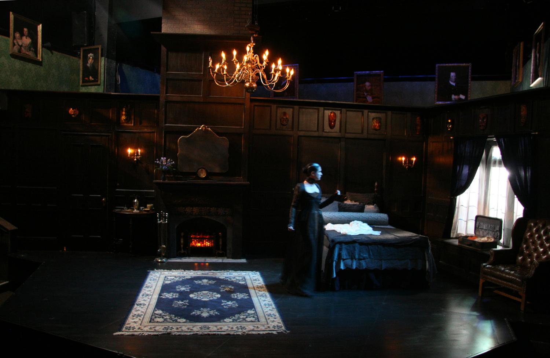 ACT II: THE BEDROOM