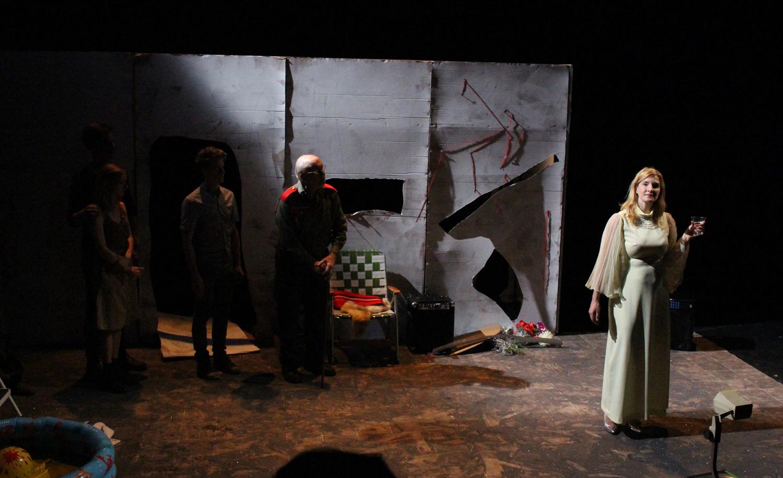 Eurydike's monologue