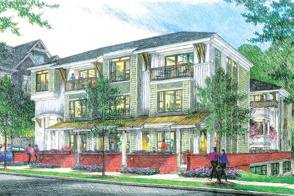 Condo project in Dilworth wins approval