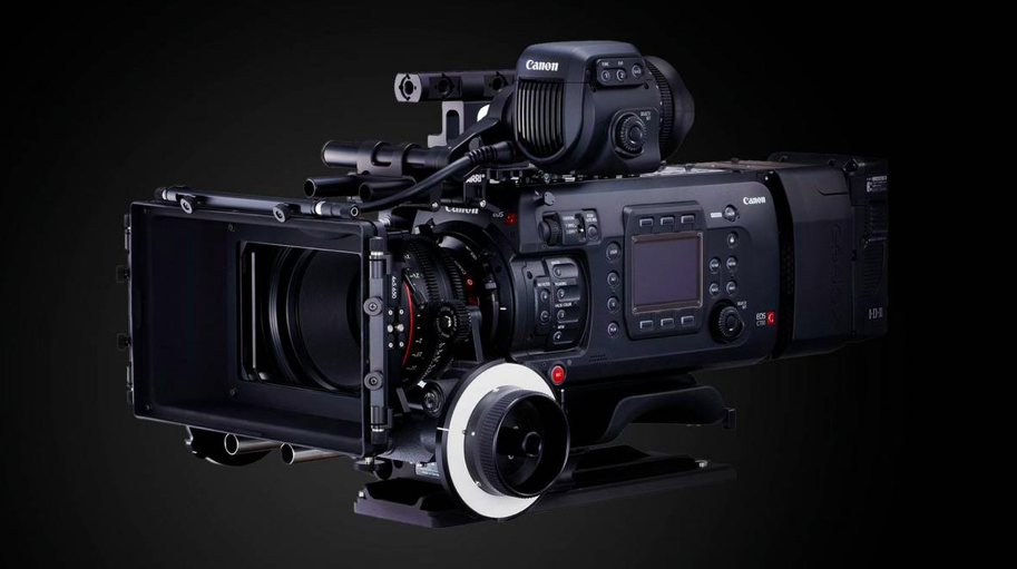 Canon C700 FF - Canon's new EOS C700 FF top-end digital cinema camera features a full-frame CMOS sensor designed to meet an extensive range of production needs. Capable of 5.9K RAW recording up to 60 frames per second with the optional Codex CDX-36150 Recorder, the camera can also record ProRes and XF-AVC up to 4K to internal CFast™ cards.