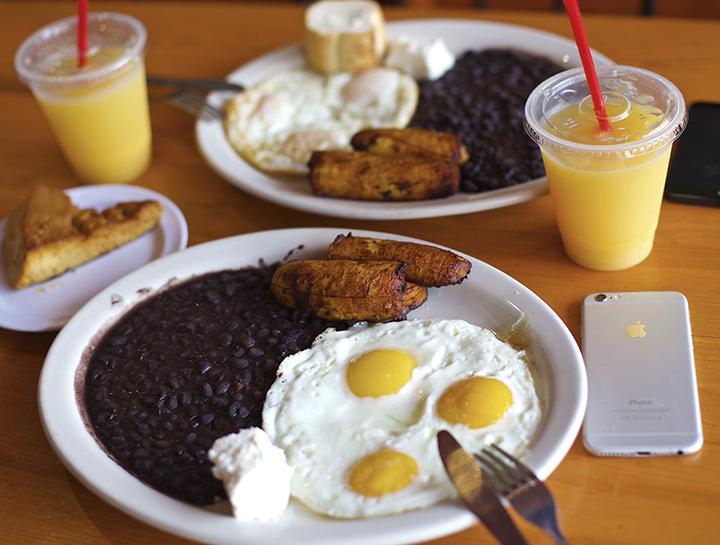 Antigua Breakfast
