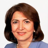 Sherine Mishriki    Executive Management Consultant