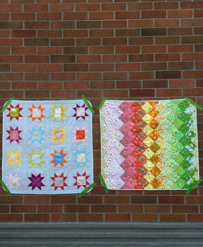 Hooray for Rain - Quilts for Sisters
