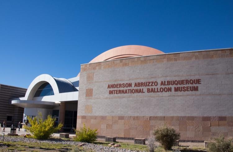Hooray for Rain - ABQ Balloon Museum