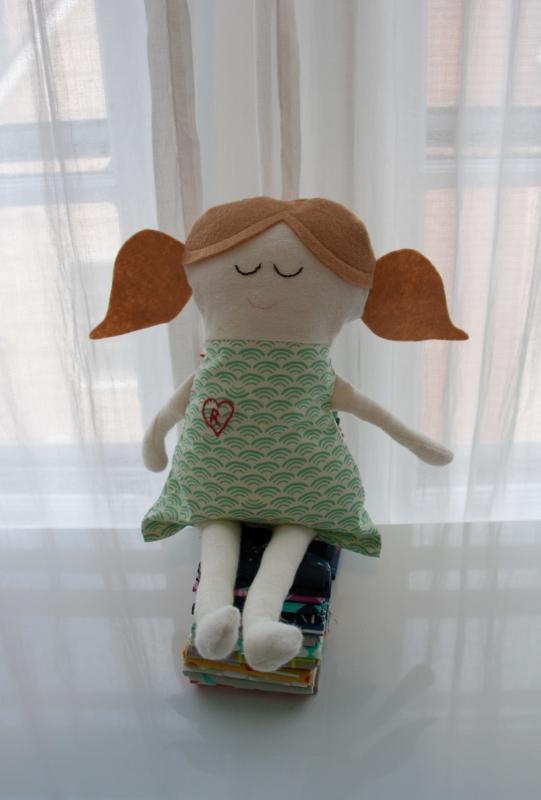 Hooray for Rain - Sweet Doll Pattern