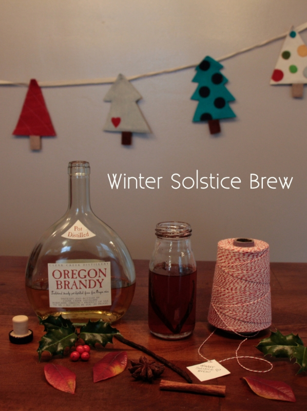 Winter Solstice Brew - Hooray for Rain