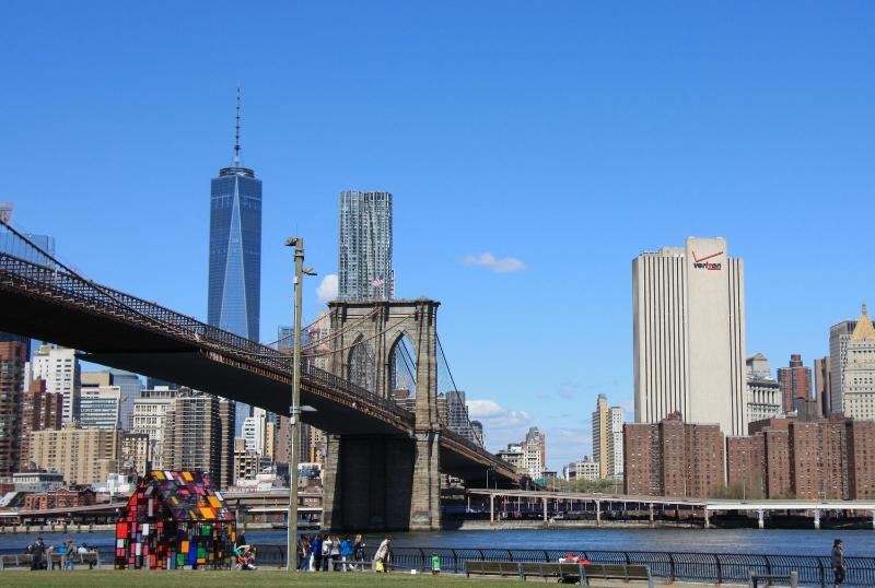 Brooklyn Bridge Park - www.hoorayforrain.com