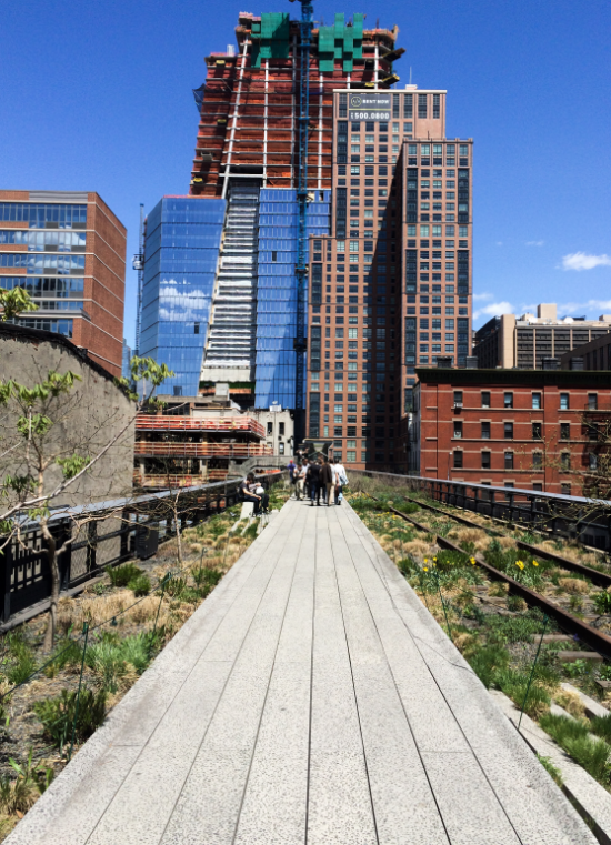 High Line - www.hoorayforrain.com