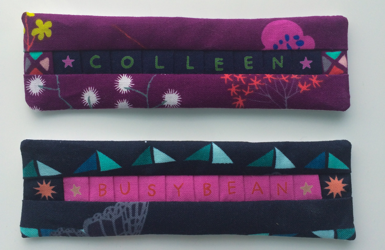 Cotton + Steel Mini Quilt Swap - www.hoorayforrain.com