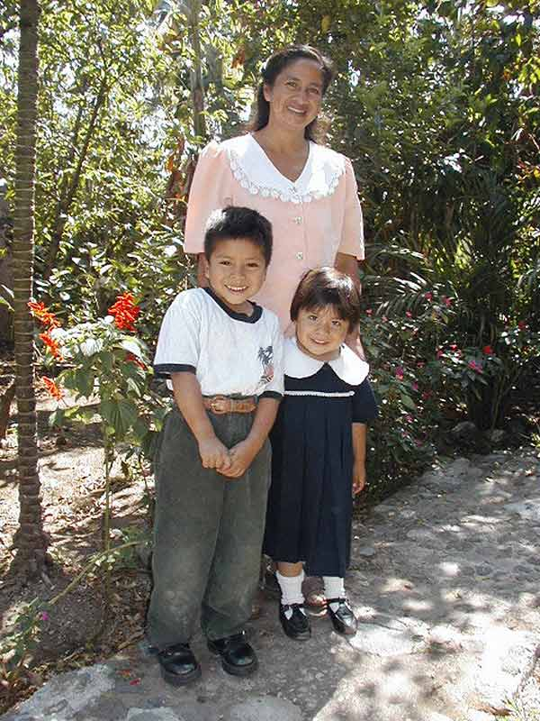 Ichichfamily in 2002