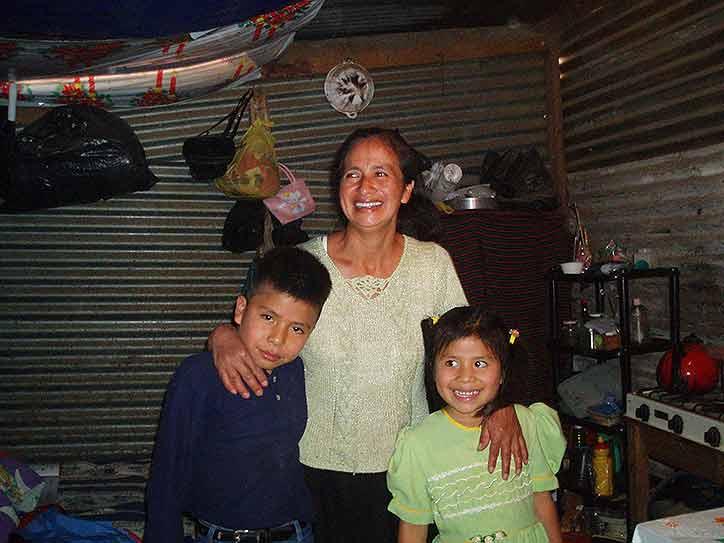 Ichich Family in 2005