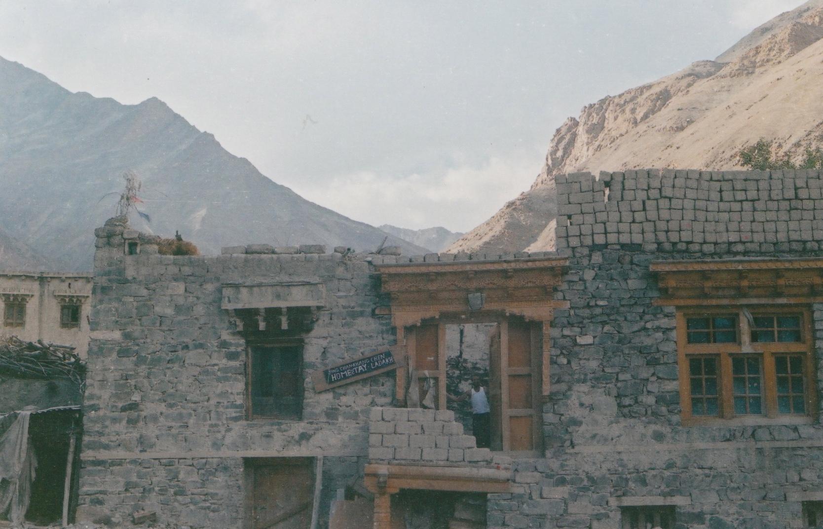 Homestay, Ladakh, India