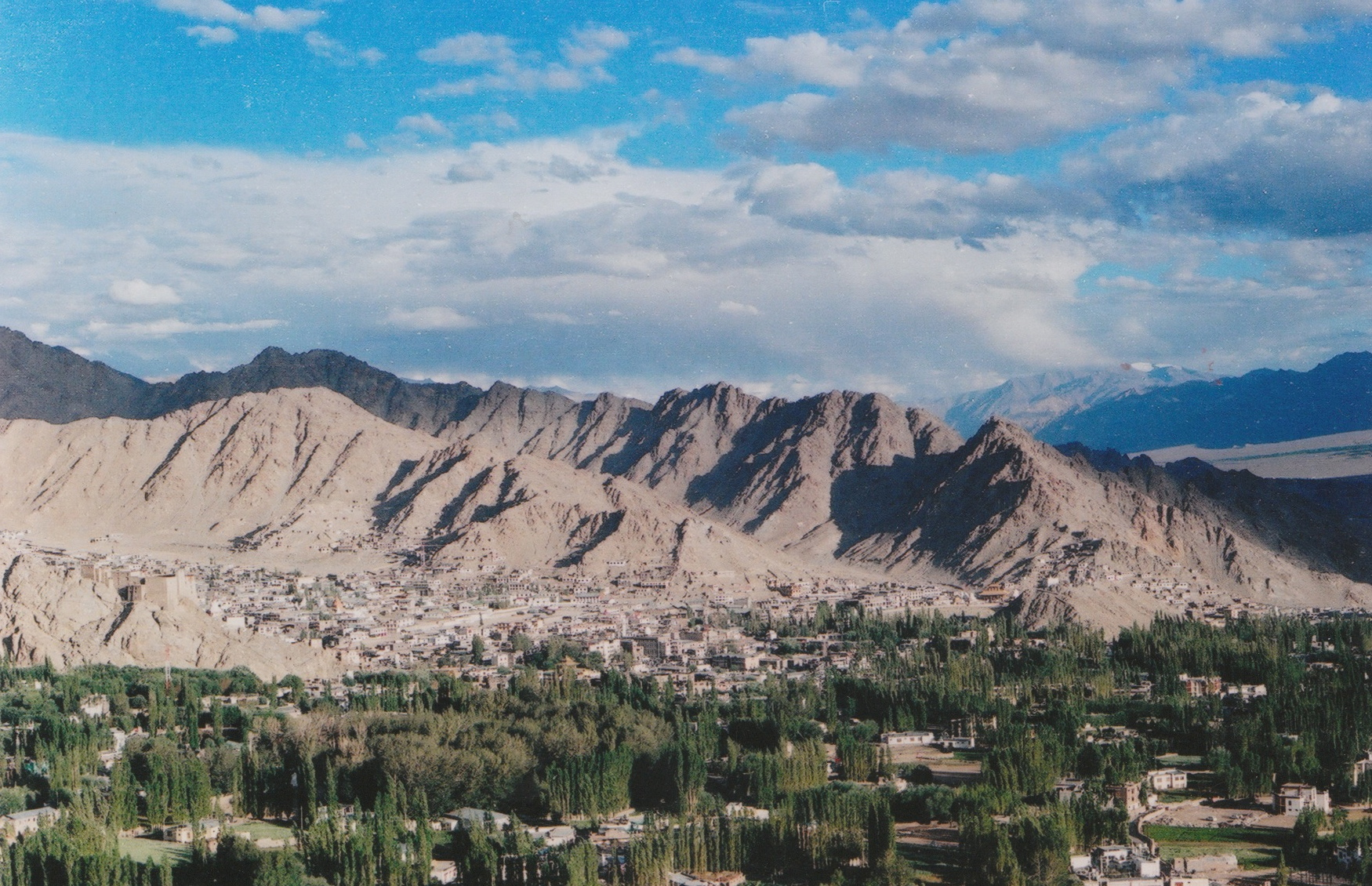 Leh, Ladakh, Northern India, Aug 2012