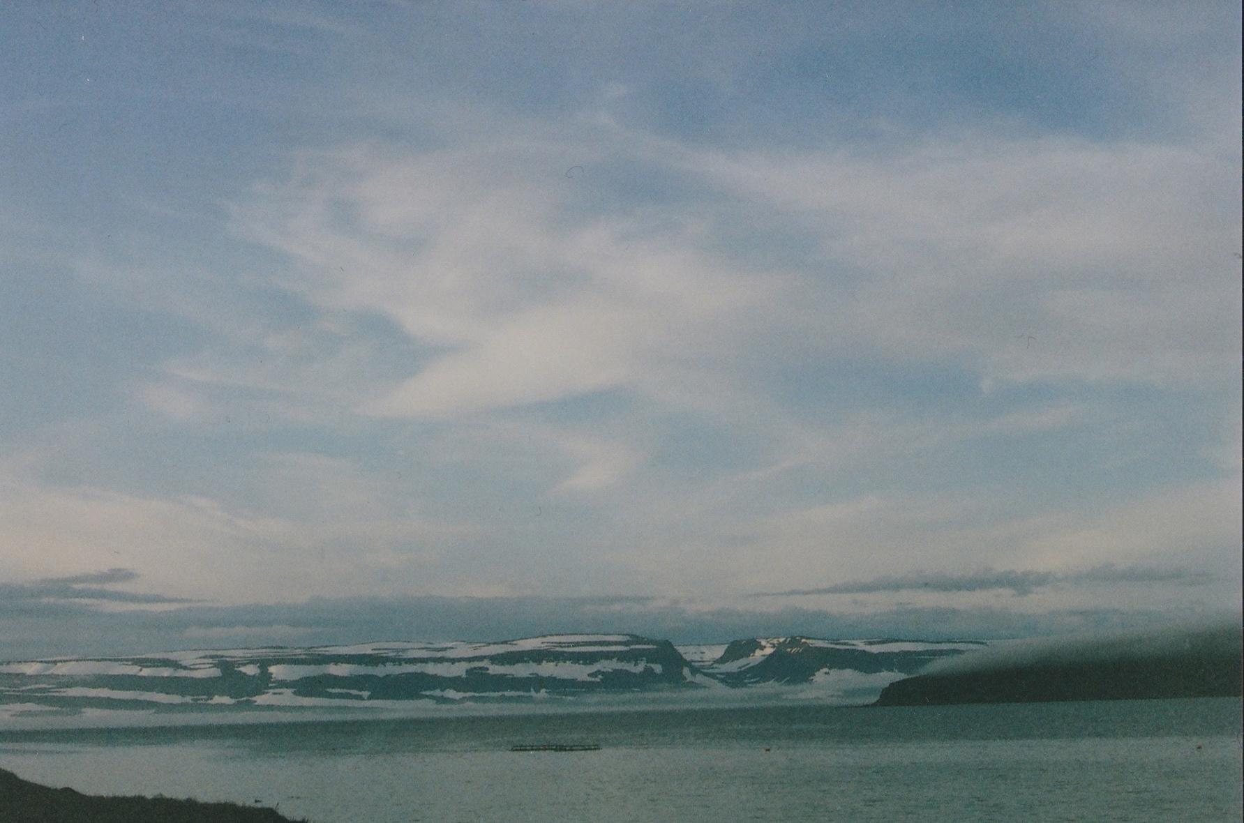 View Of Wild Hornstrandir, Northwestfjörds, Iceland
