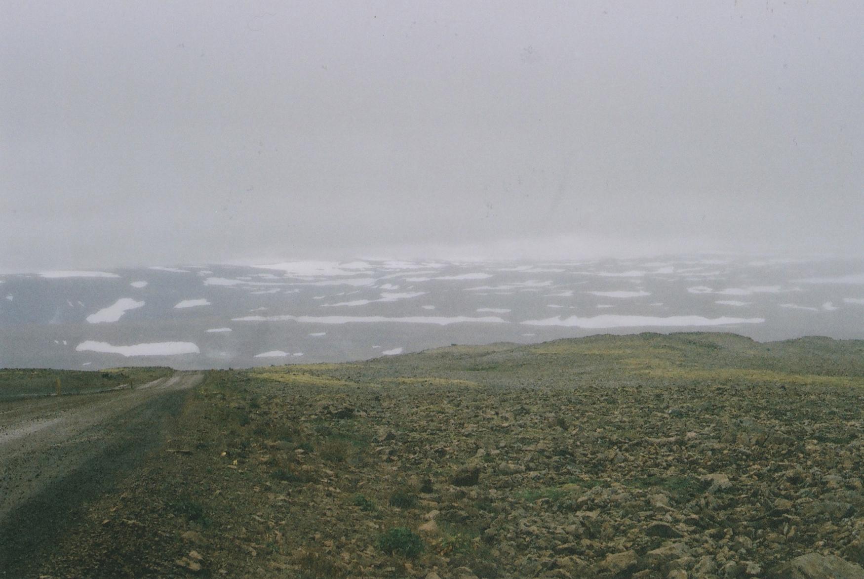 Drive To Dynjandi Waterfall, Icelandic Westfjörds
