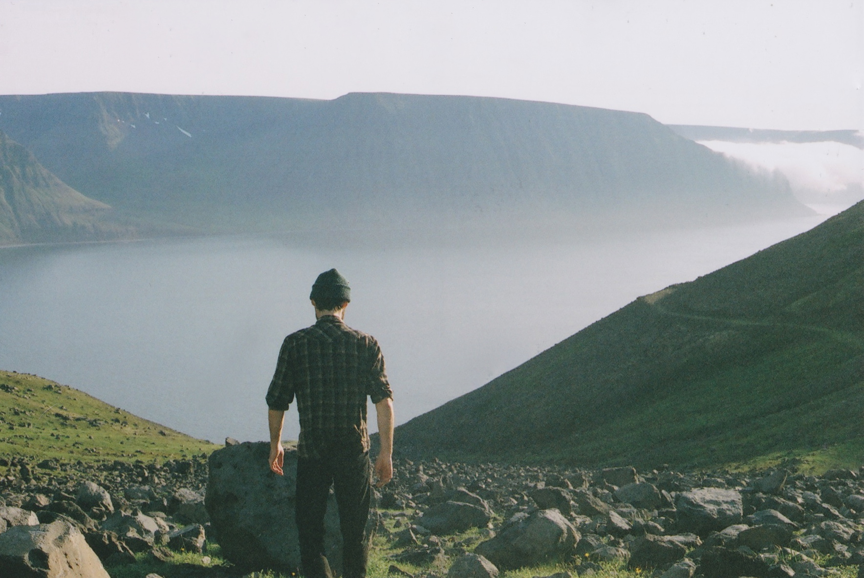 Flateyri Fjörds, Iceland