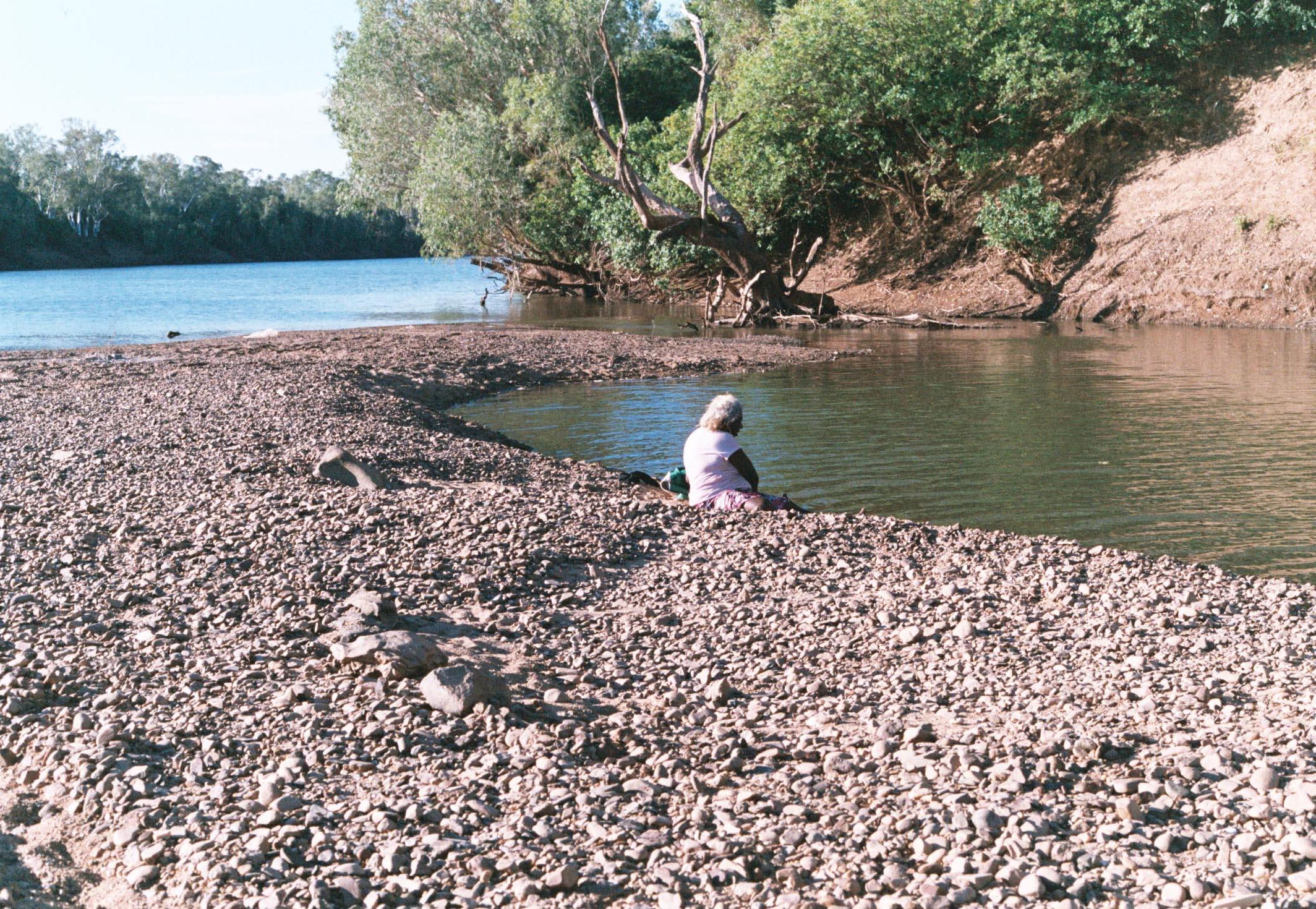 Fishing For Barra, Fitzroy River, WA