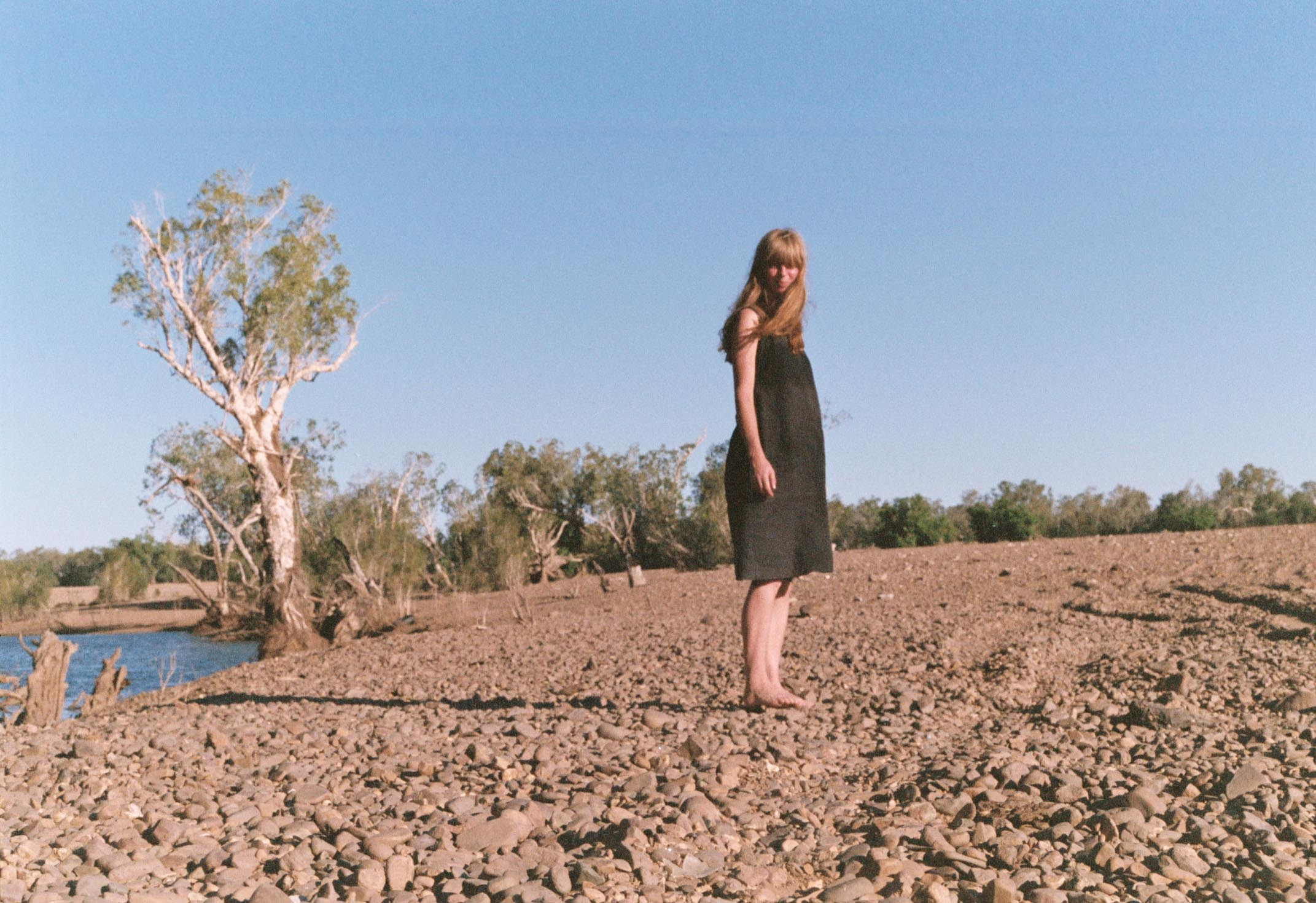 Dry Riverbed, Fitzroy River, WA