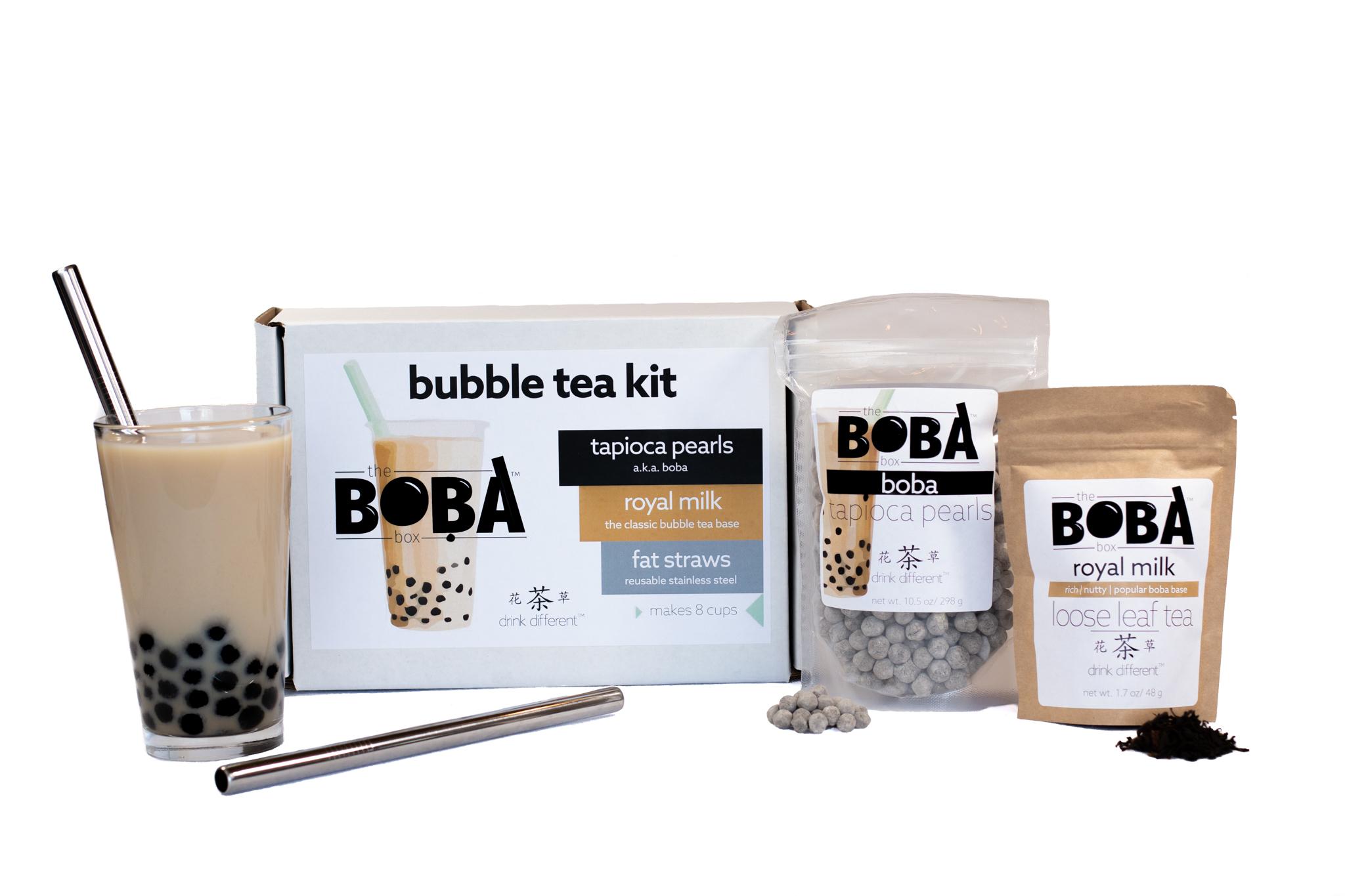Boba Tea Kit – Geekpixie
