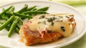 Chicken Saltimbocca w/ Green Beans