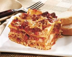 Kathy's Lasagna