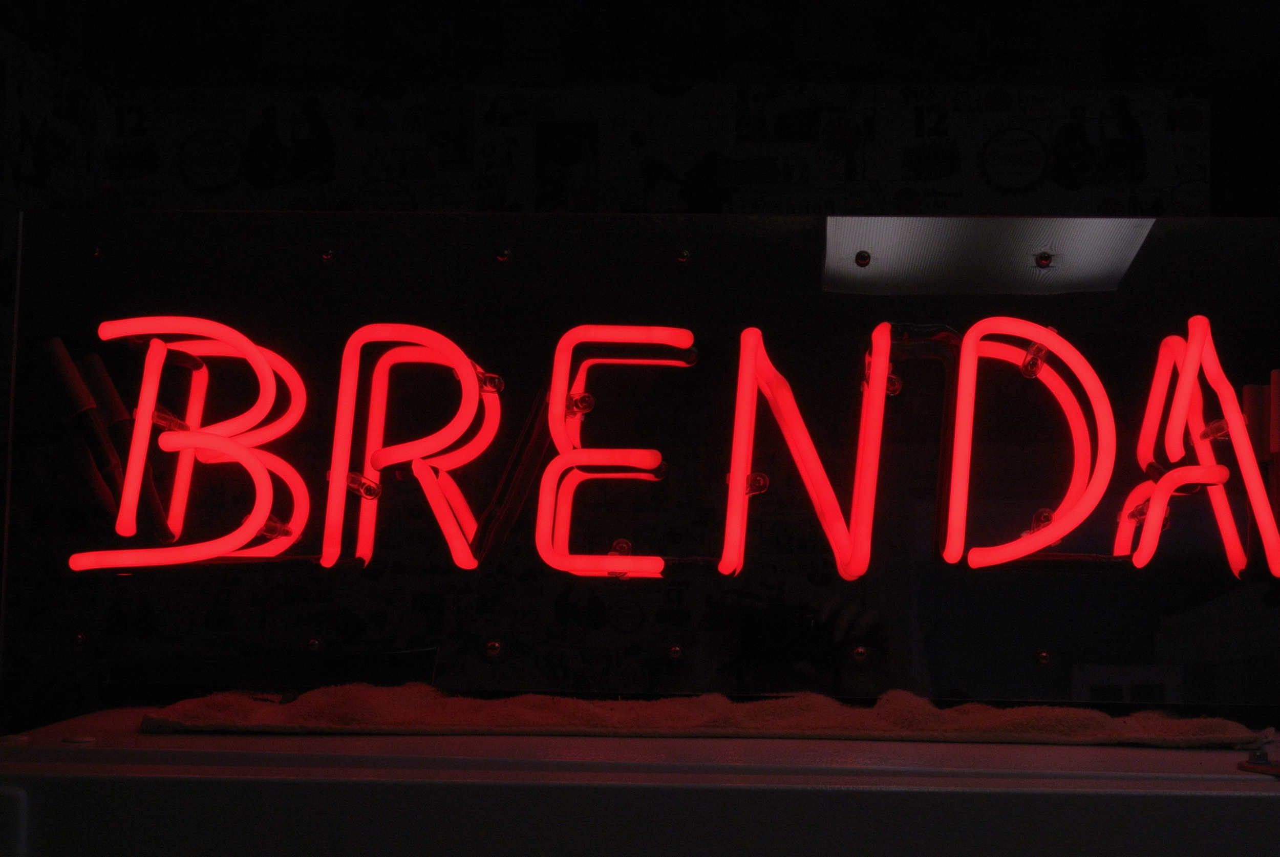 Your Name in Dazzling Custom Neon!