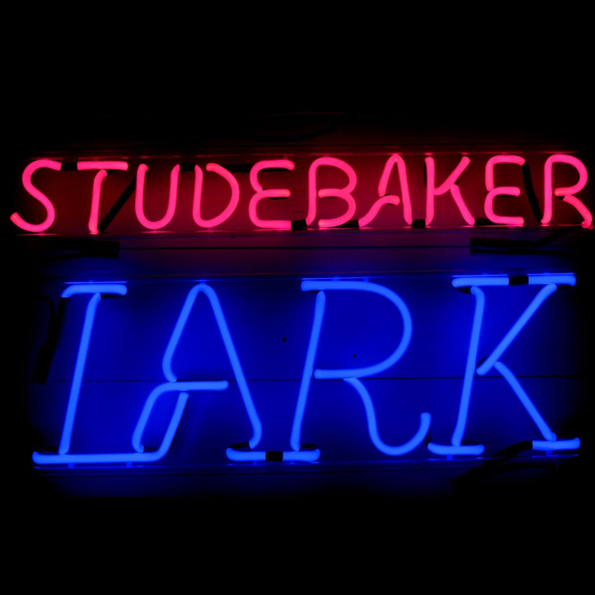 Studebaker Lark Neon Sign