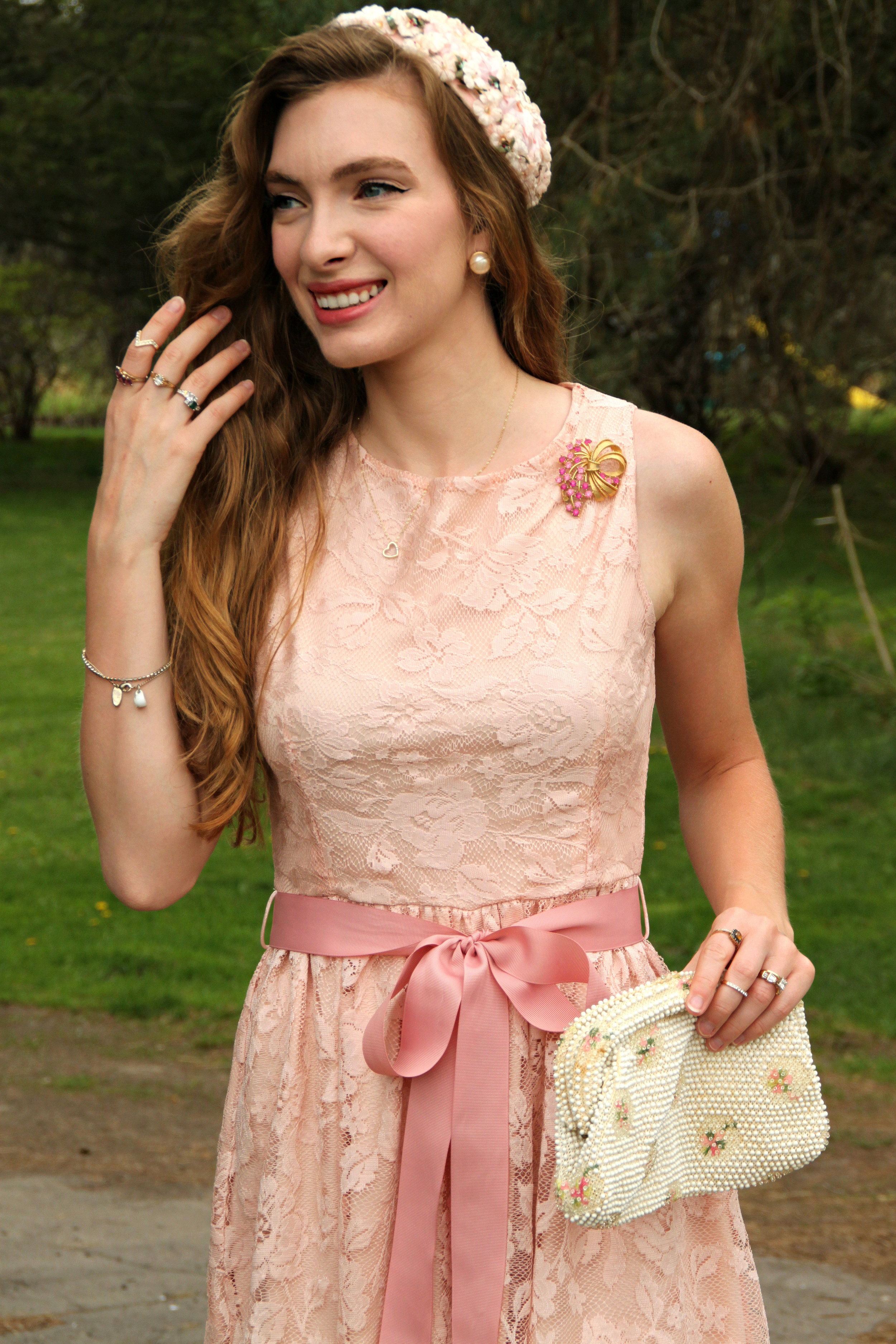 Blush in Bloom    amandabrezovsky.com