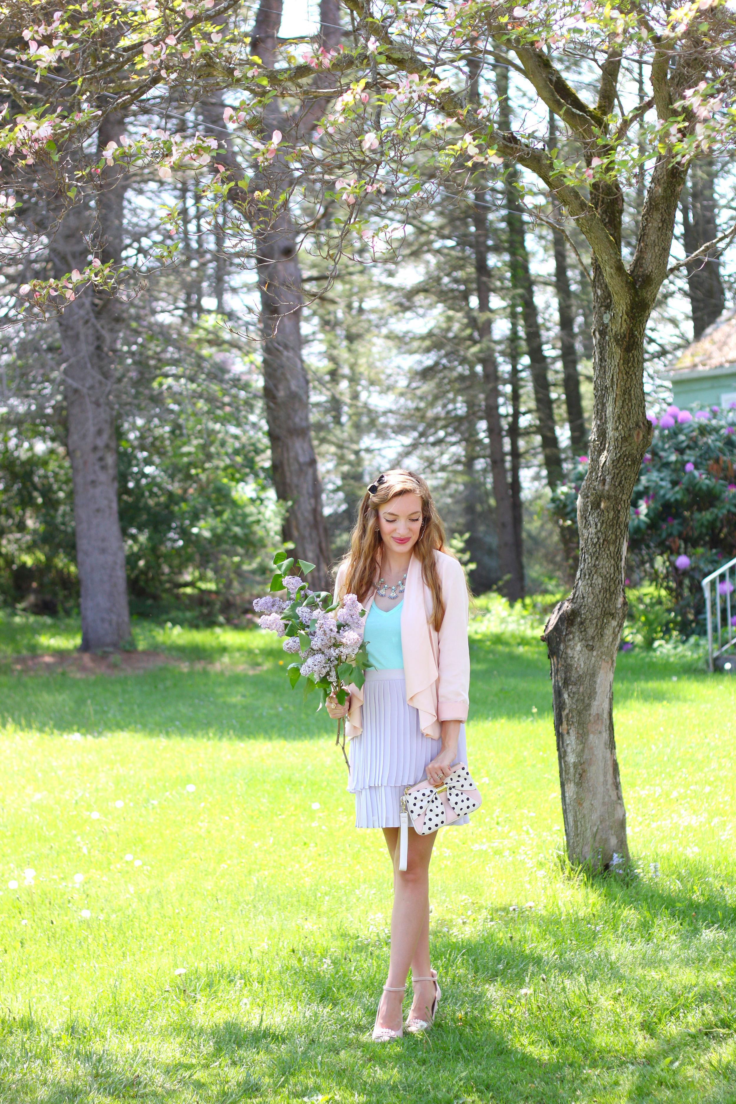 Pastels- Enchanting Elegance
