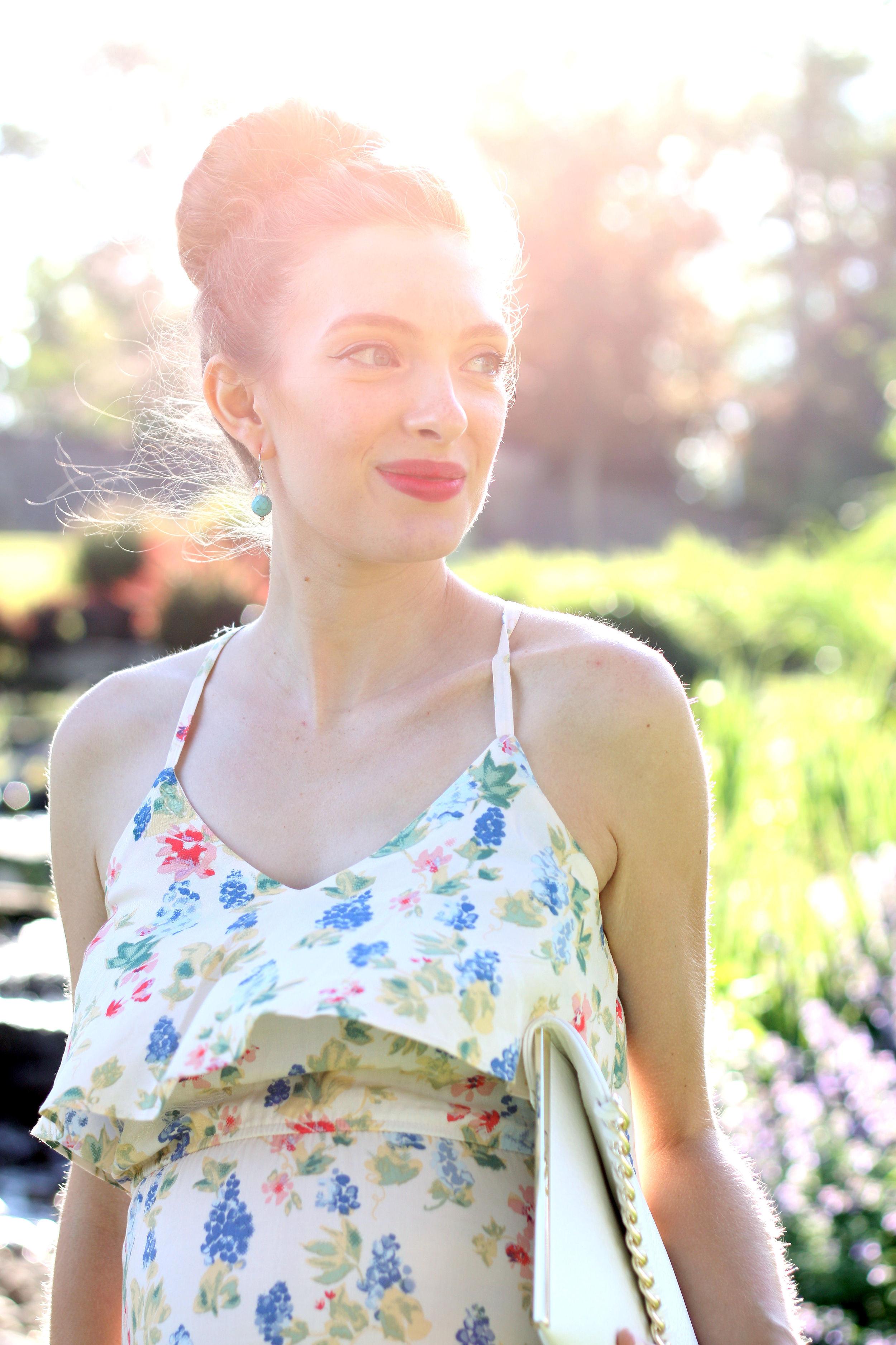Summer Floral- Enchanting Elegance