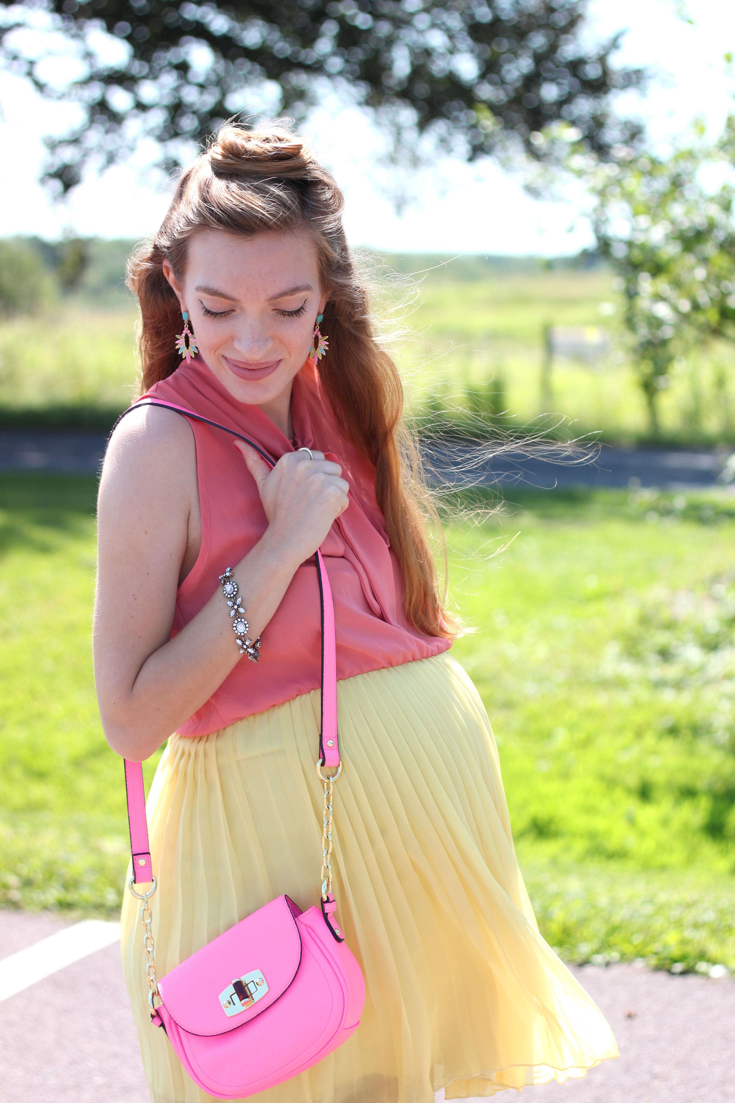 Pink Lemonaid- Enchanting Elegance