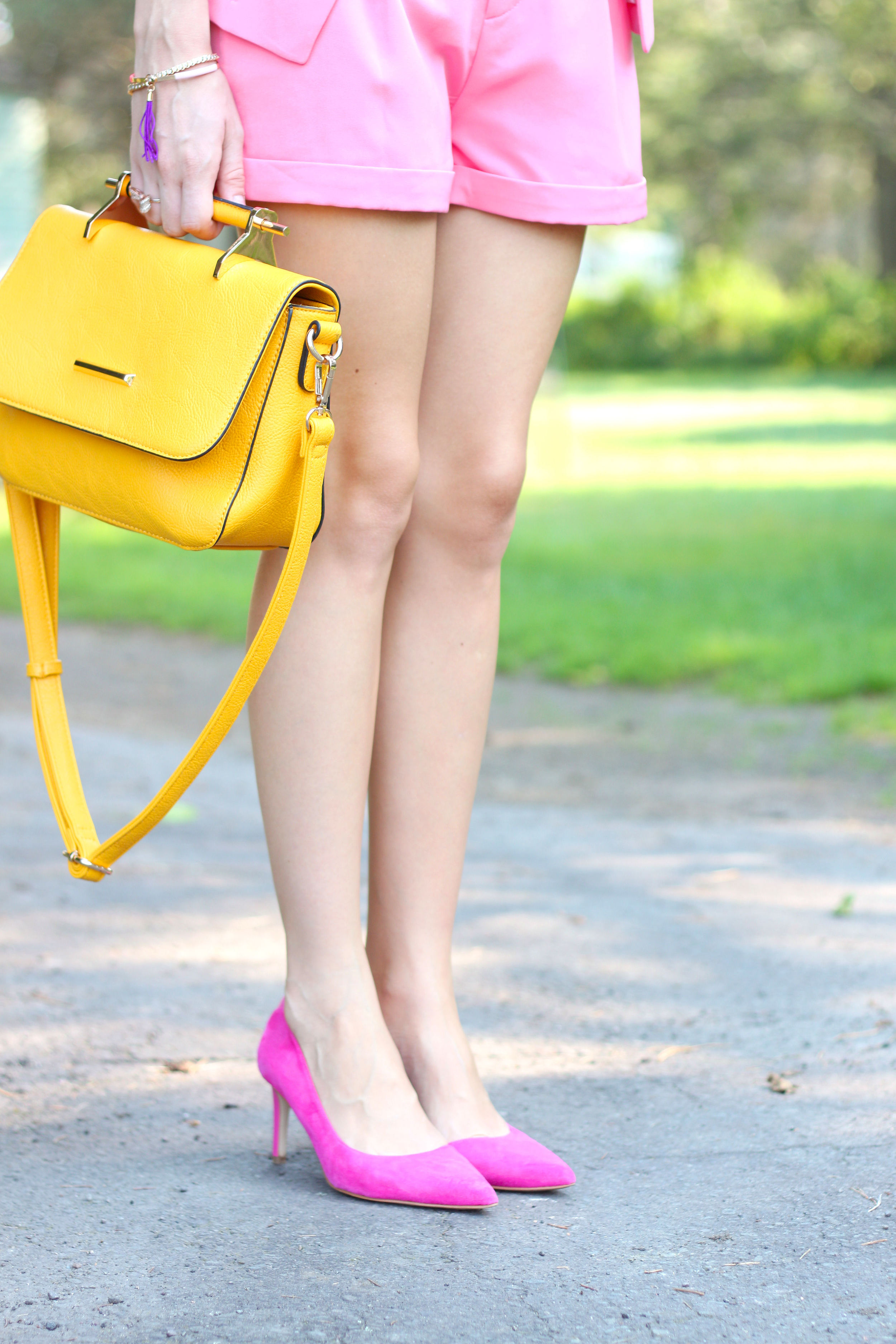 Candy Color Crush- Enchanting Elegance