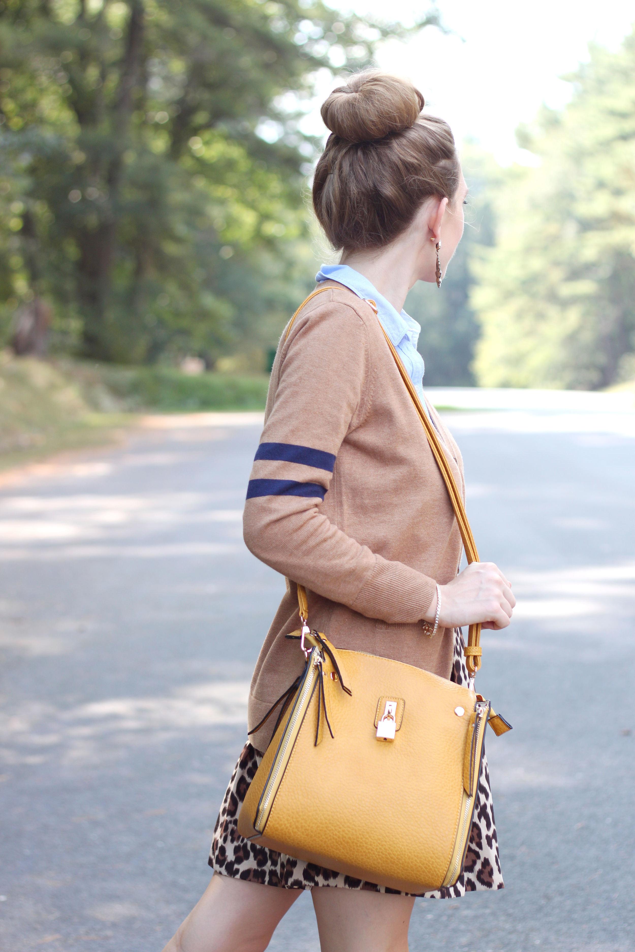 Back To School- Enchanting Elegance
