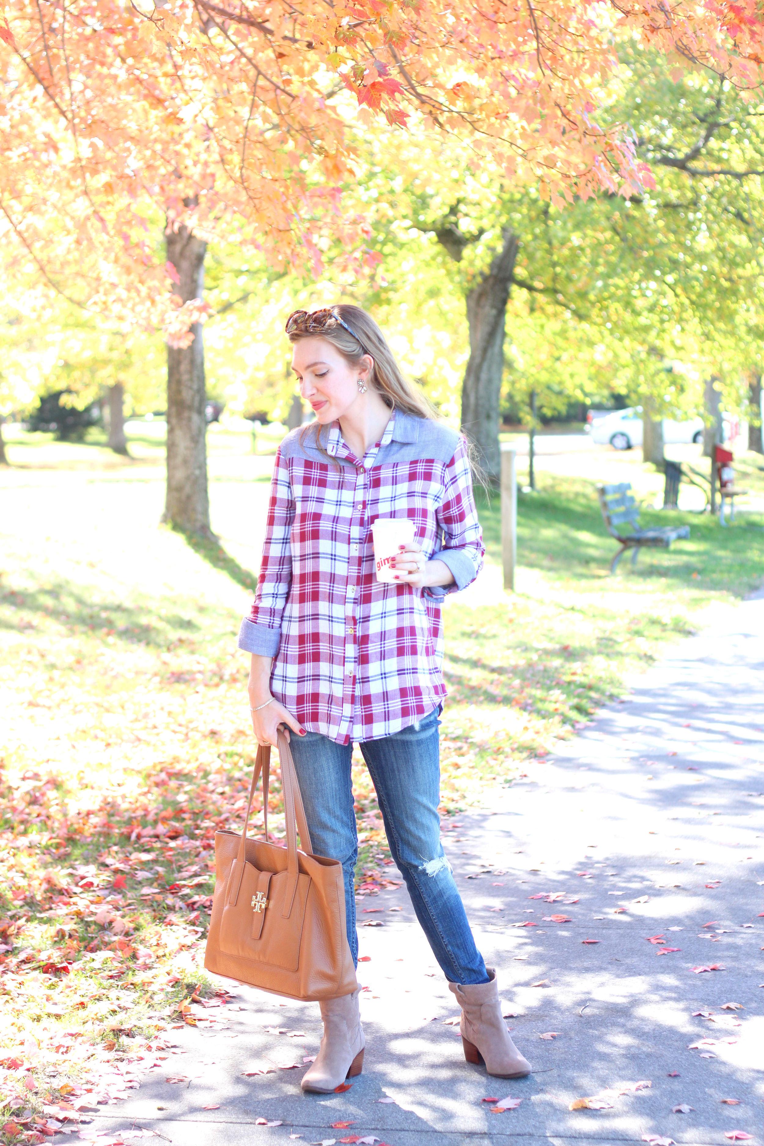 Fall Uniform- Enchanting Elegance