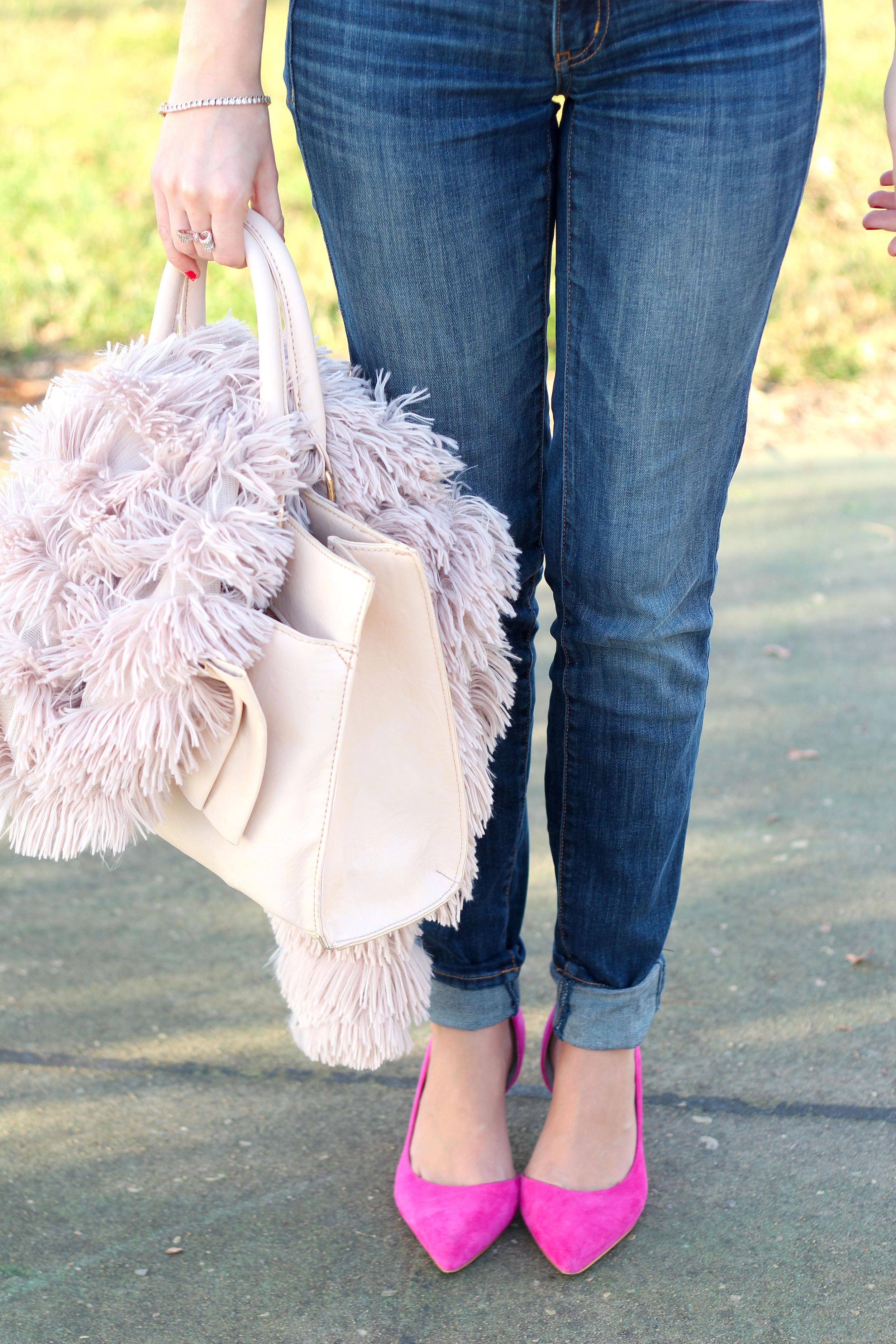 Fluffy Jacket- Enchanting Elegance