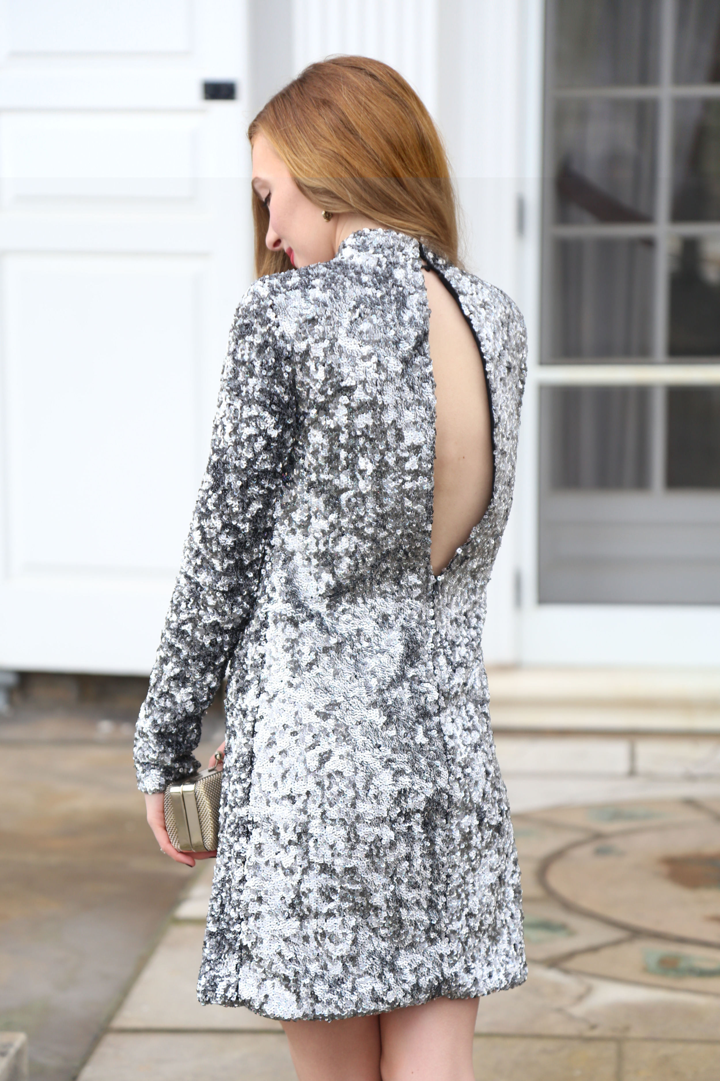 Sequin Sparkle- Enchanting Elegance