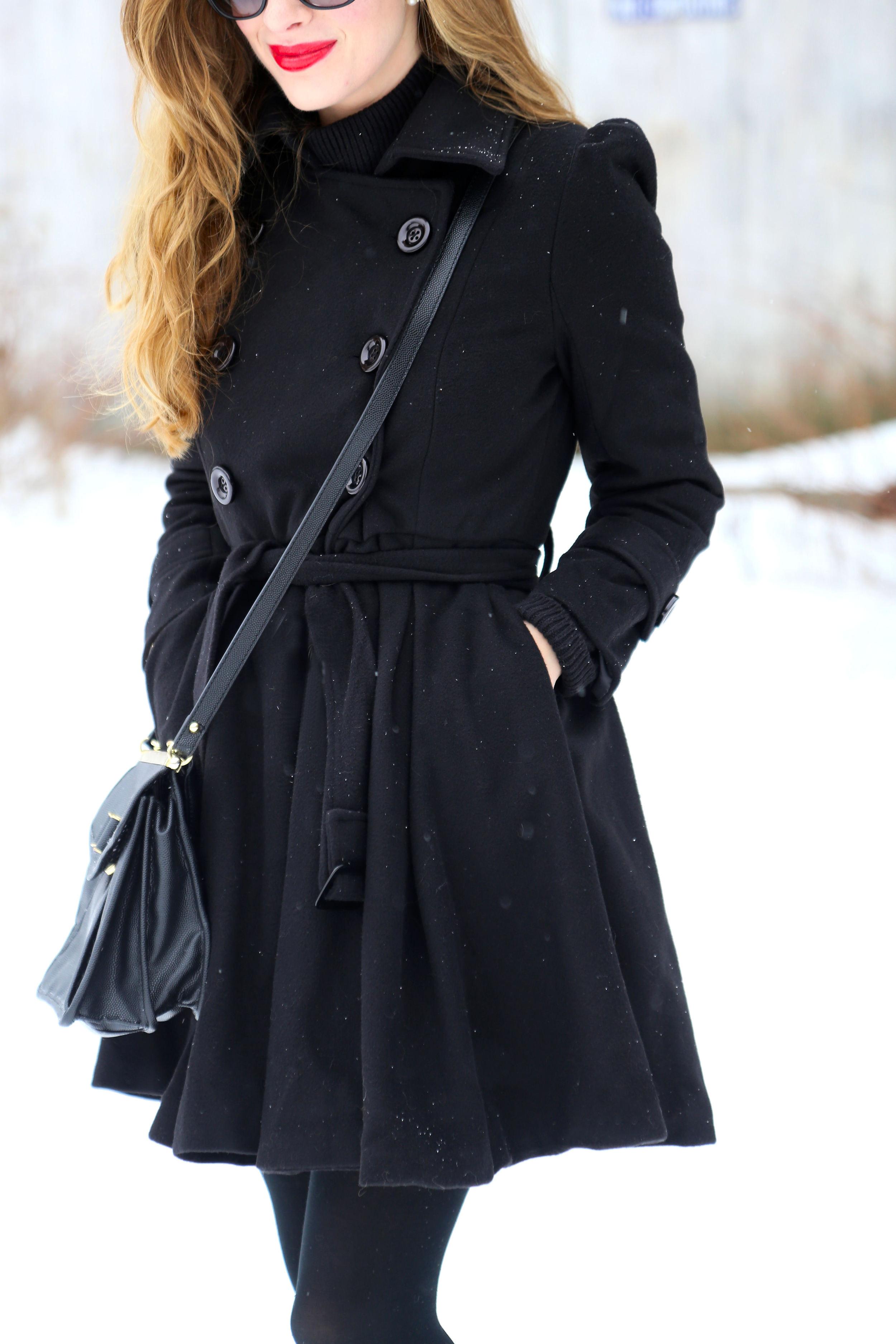 Black On Black- Enchanting Elegance