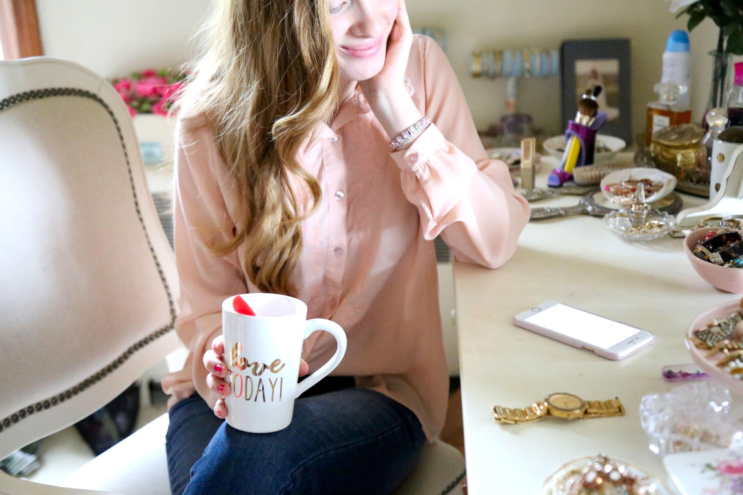 Detox Tea with Teami- Enchanting Elegance