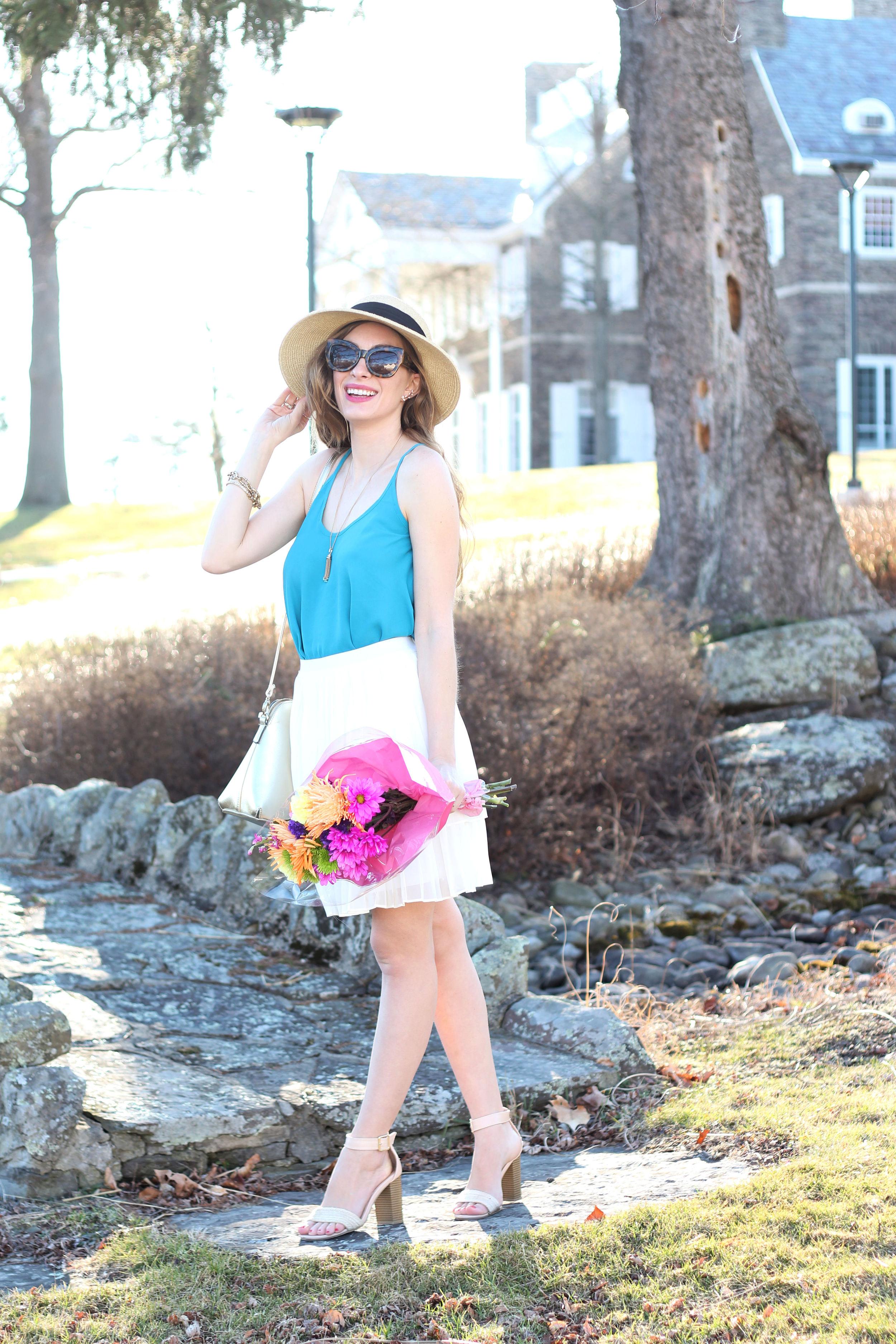 Spring Fever- Enchanting Elegance
