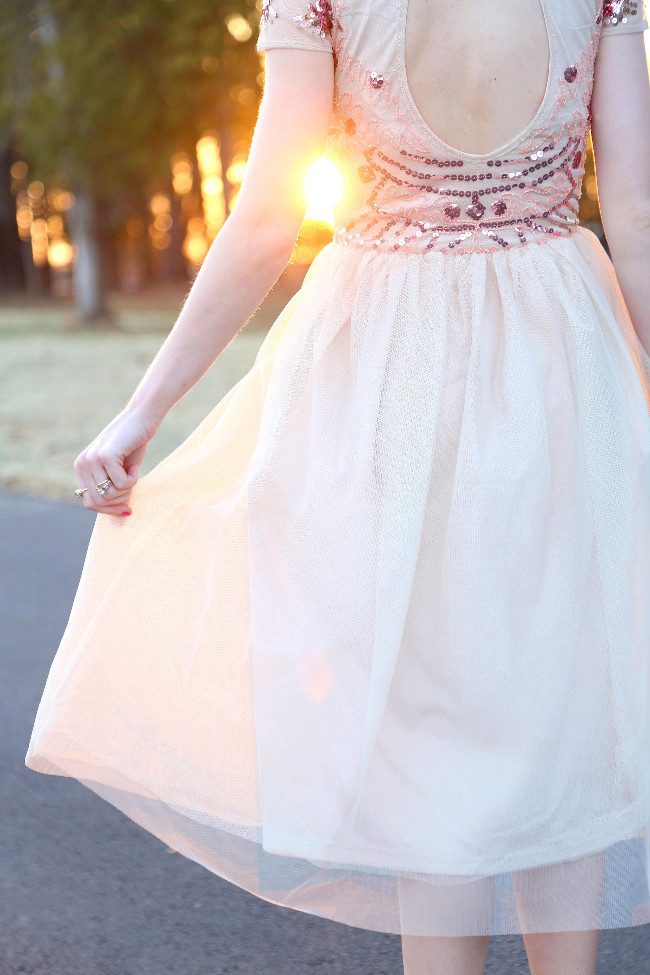 Spring Formal- Enchanting Elegance