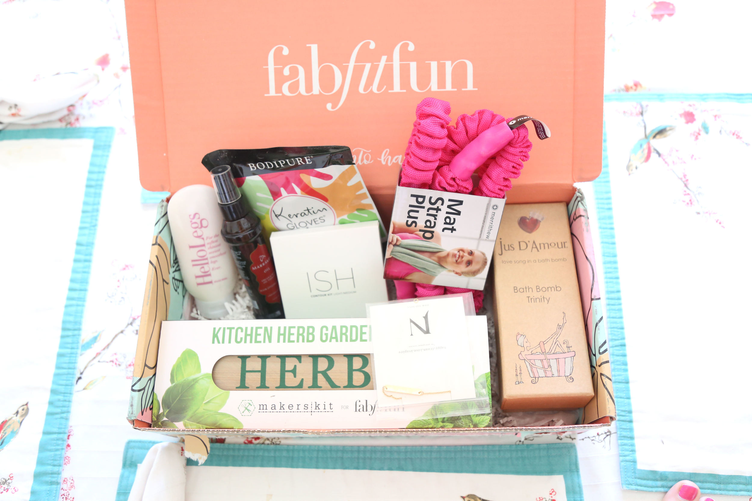 Fab Fit Fun- Enchanting Elegance