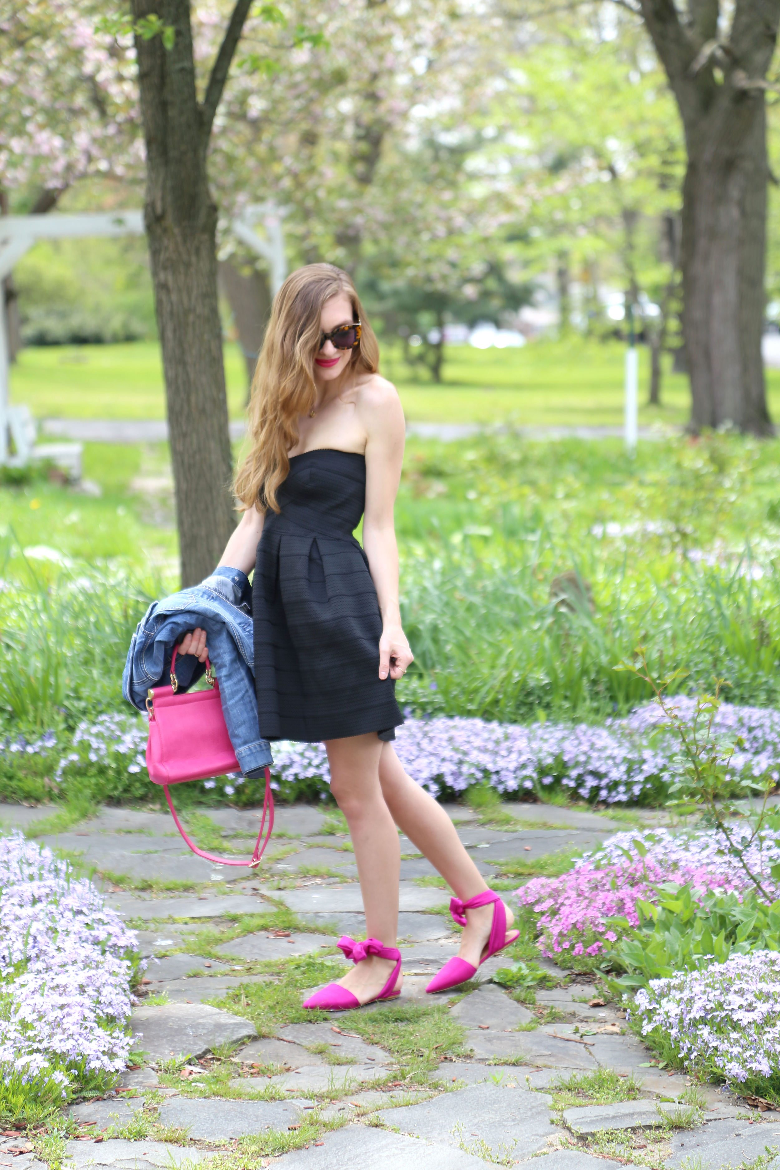 Little Black Dress- Enchanting Elegance