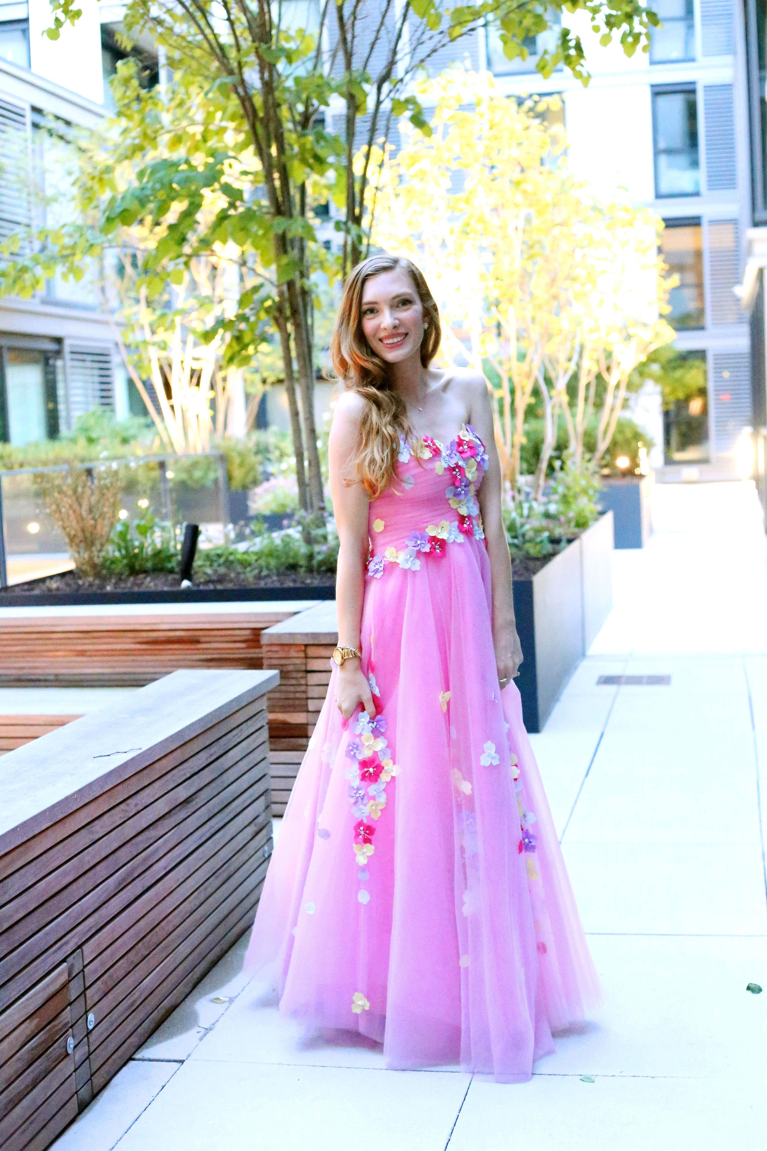 Ball Gown- Enchanting Elegance