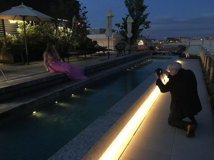 Behind The Scenes- Enchanting Elegance