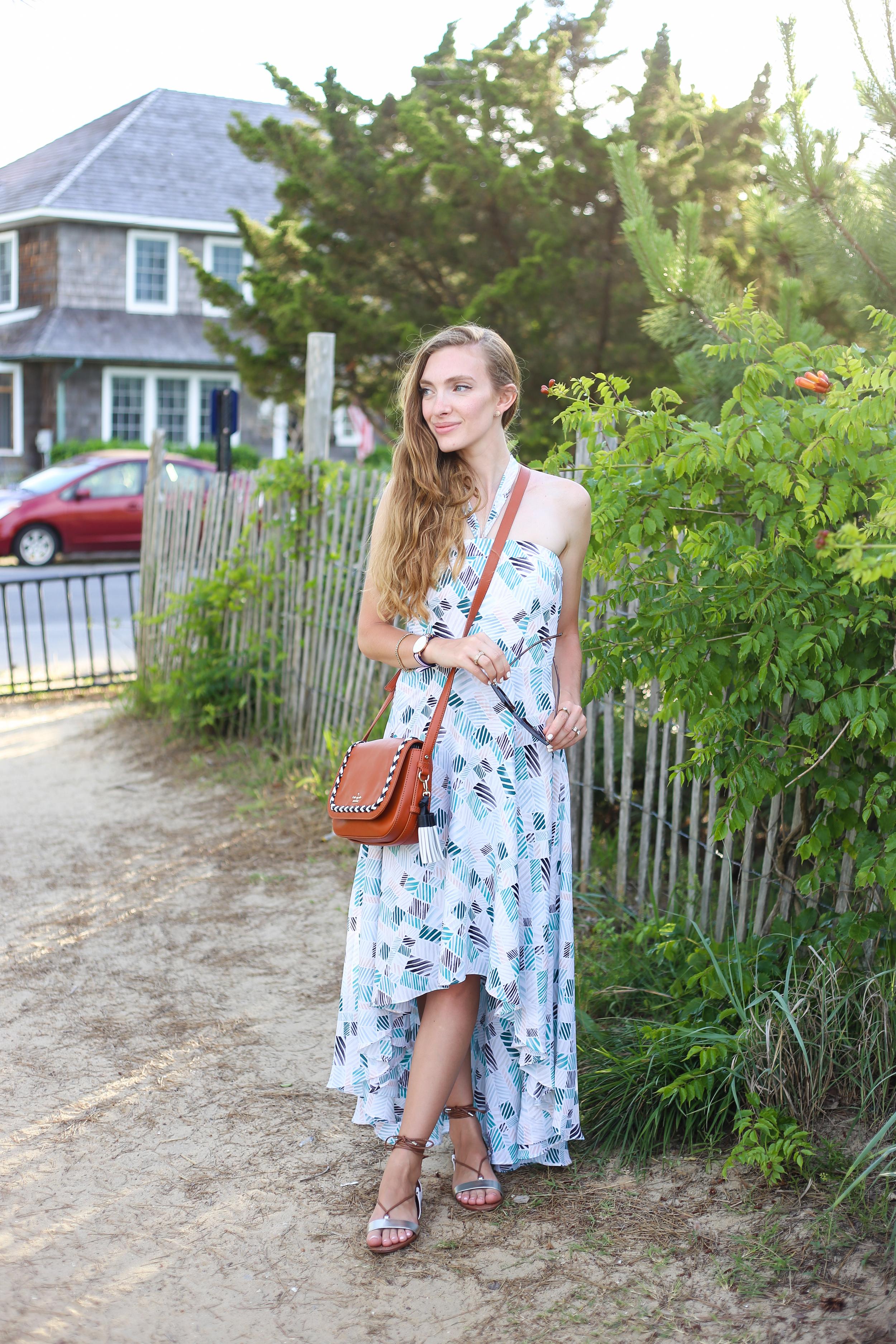 Flowy Dress in Rehoboth- Enchanting Elegance