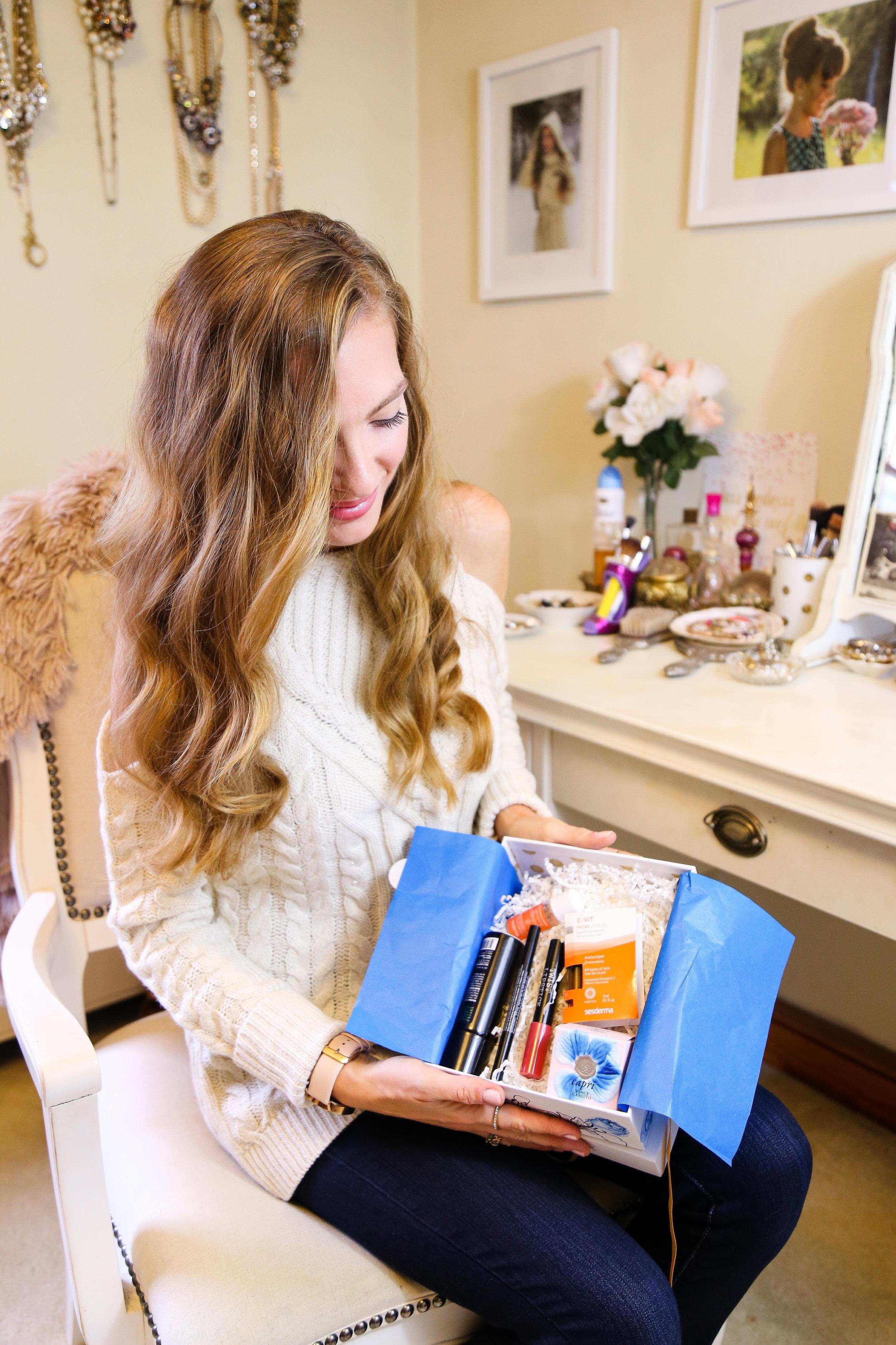 Glossy Box- Enchanting Elegance