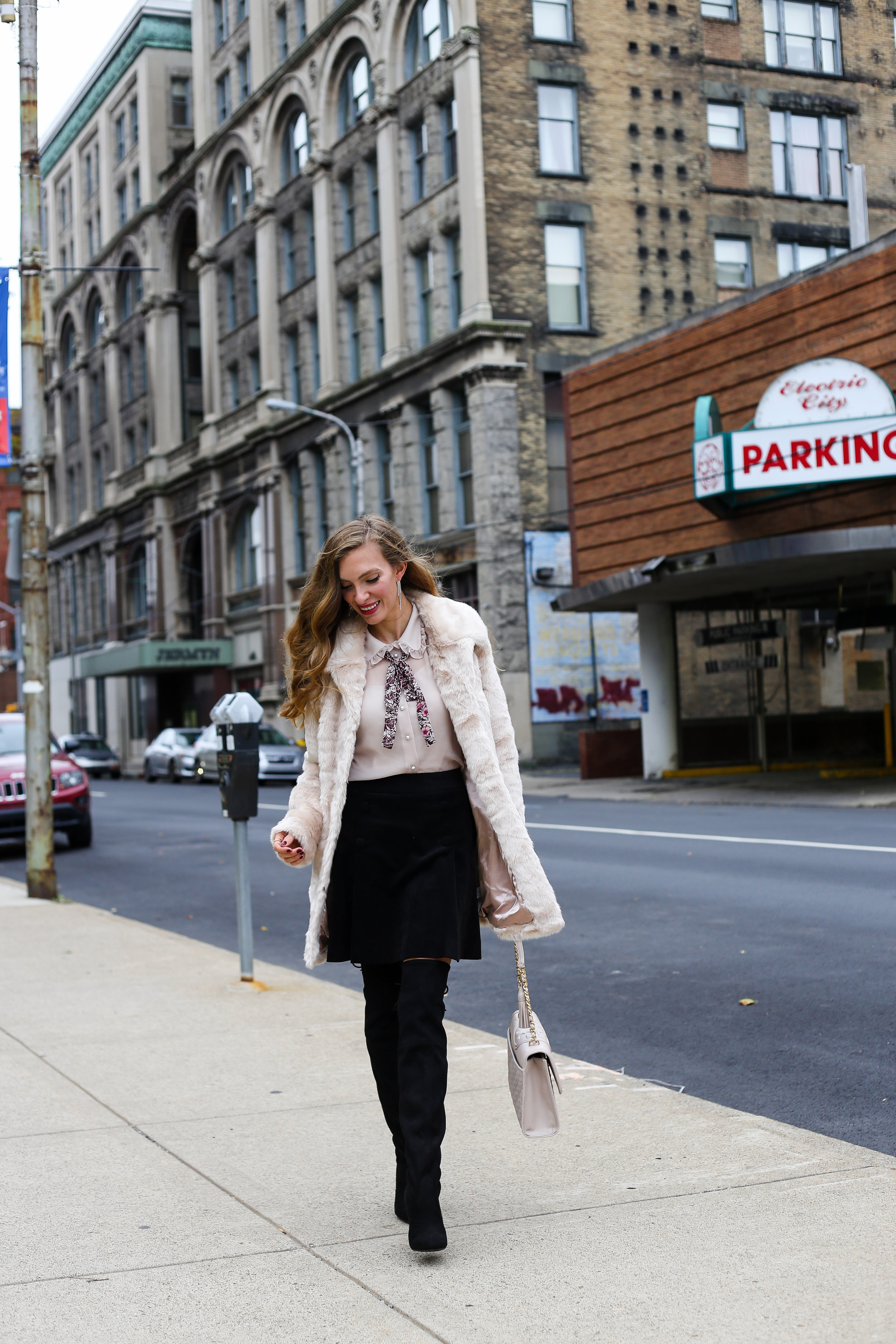 Luxe In The City- Enchanting Elegance