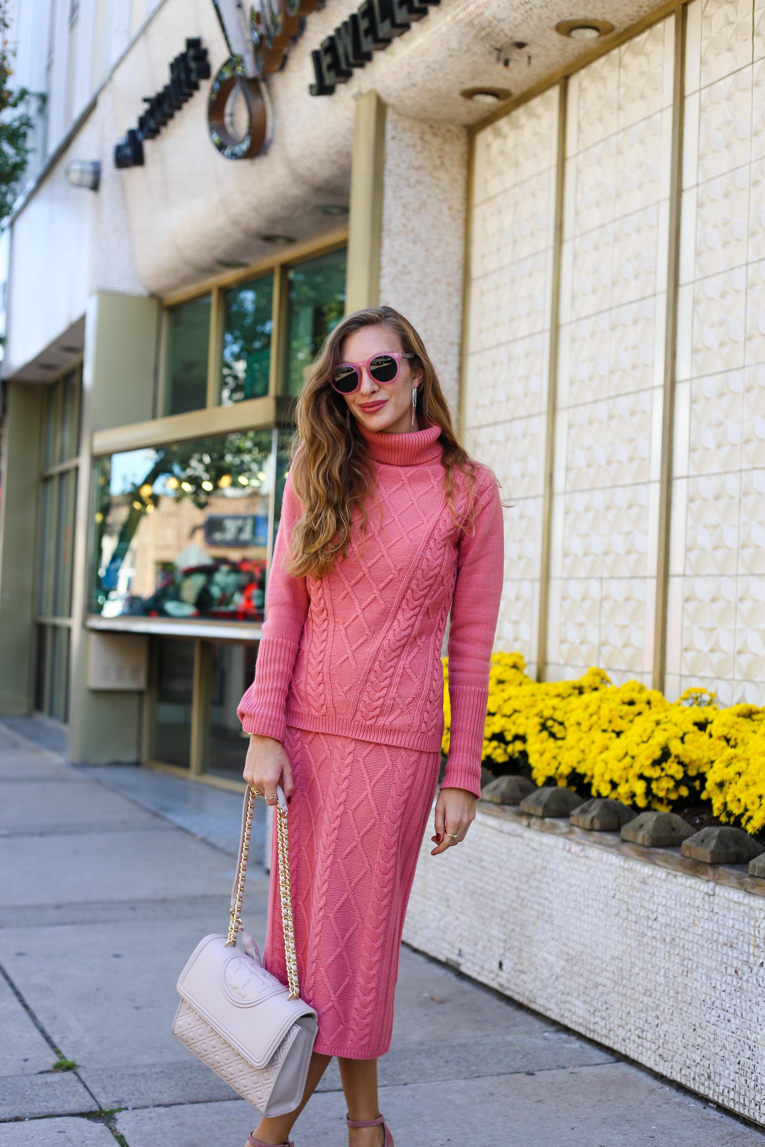 Pink All Around- Enchanting Elegance