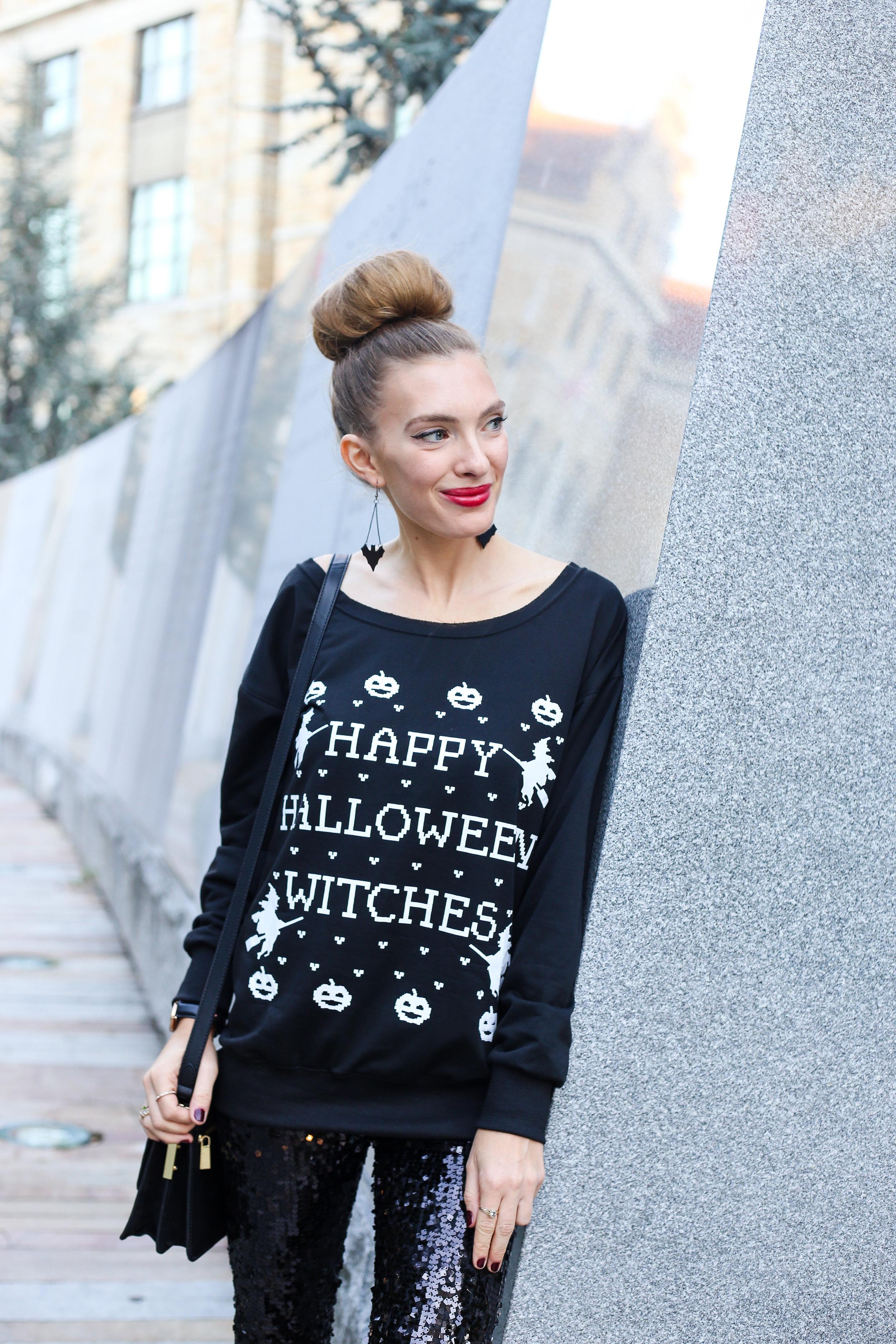 Halloween Vibes- Enchanting Elegance