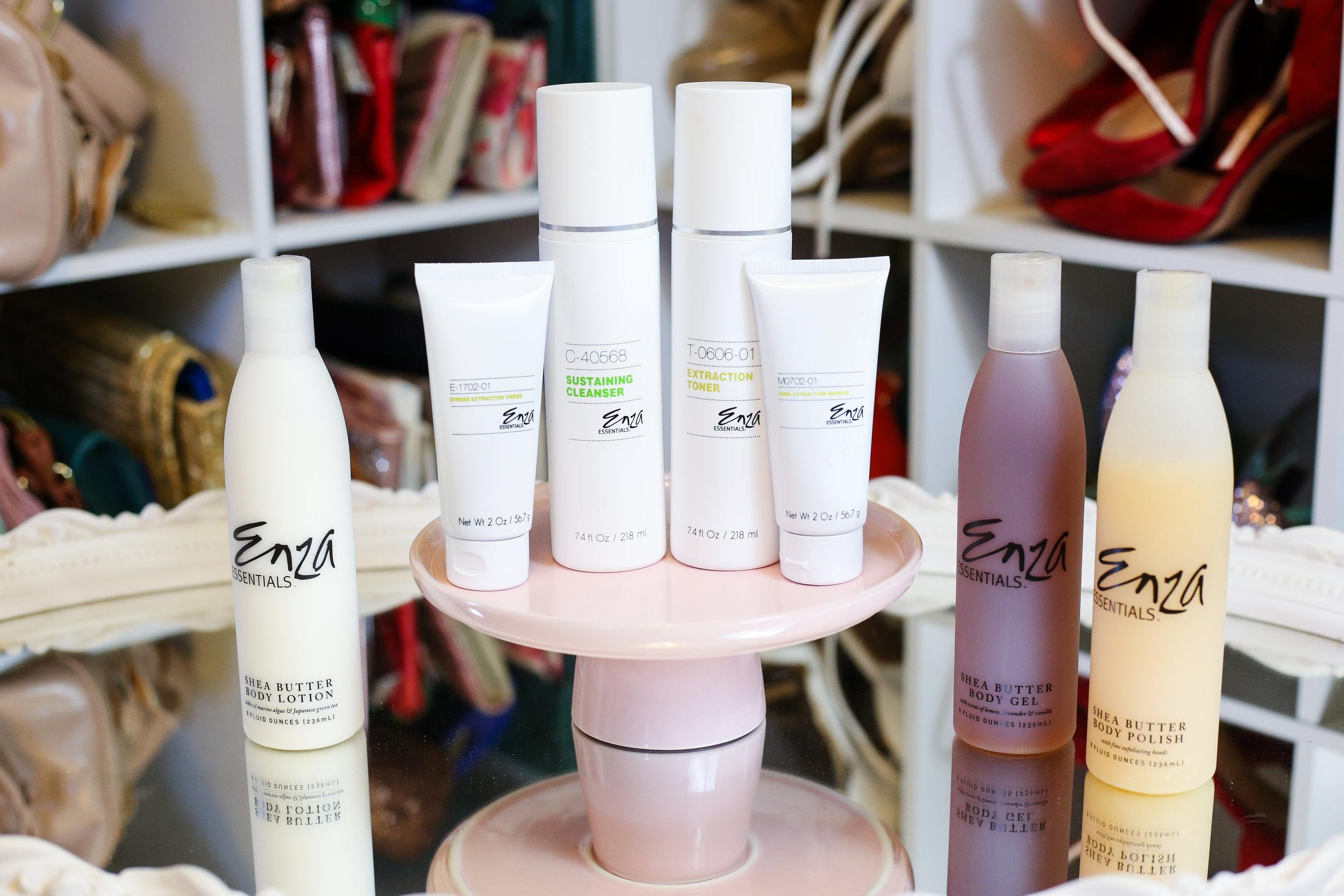 Enza Essentials- Enchanting Elegance